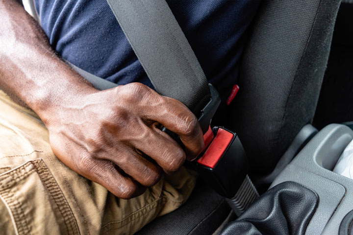 seatbelt driving in antigua and barbuda